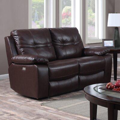 Heartlands Furniture Rockport 2 Seater Power Reclining Loveseat
