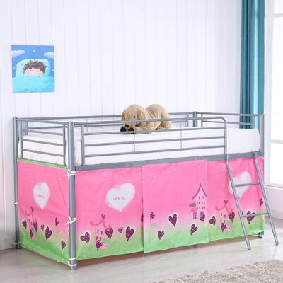 Heartlands Furniture Midi Small Double Mid Sleeper Bed