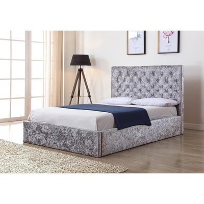 Heartlands Furniture Yasmin Storage Bed