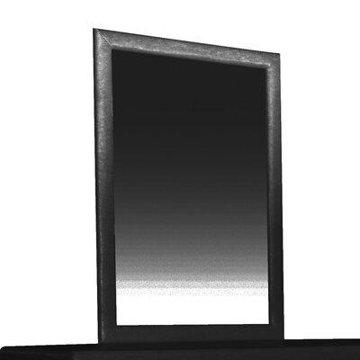 Heartlands Furniture Longmore Rectangular Dressing Table Mirror