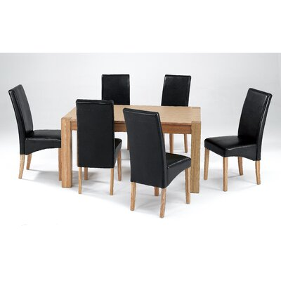 Heartlands Furniture Cyprus Dining Table