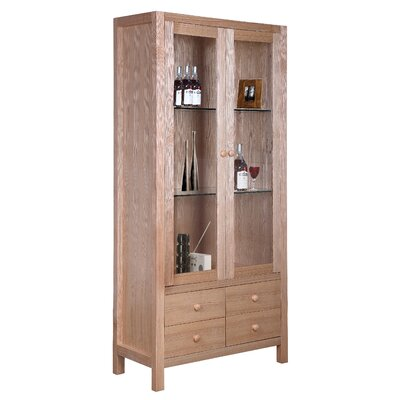 Heartlands Furniture Cyprus Display Cabinet