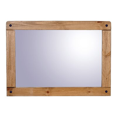 Heartlands Furniture Rustic Corona Wall Mirror