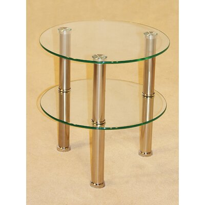 Heartlands Furniture Kansas Side Table