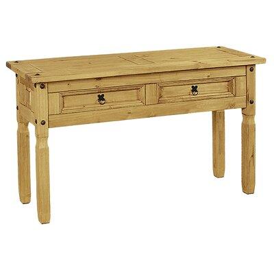 Heartlands Furniture Rustic Corona Console Table