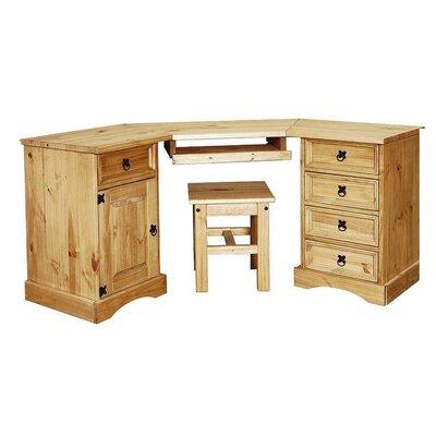 Heartlands Furniture Rustic Corona Computer Table