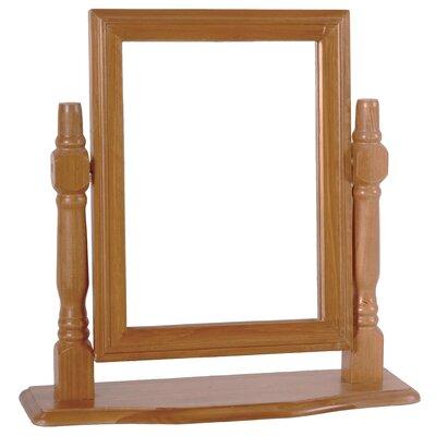 Heartlands Furniture Skagen Rectangular Dressing Table Mirror