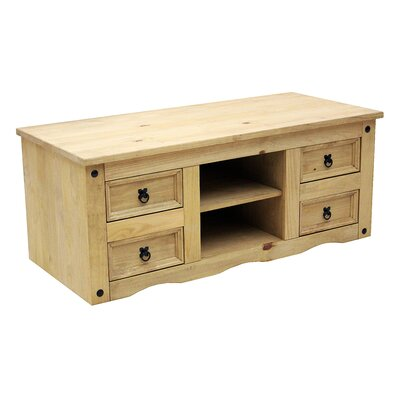 Heartlands Furniture Rustic Corona TV Stand