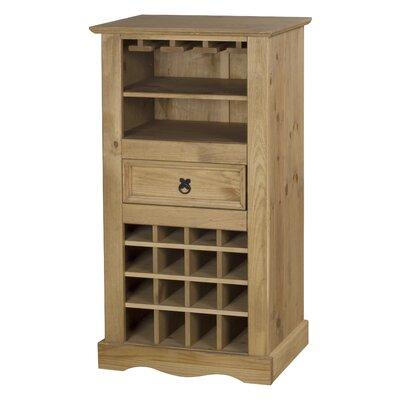 Heartlands Furniture Corona 16 Bottle Wine Rack