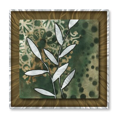 All My Walls 'Natures Whimsy V' by Megan Duncanson Graphic Art Plaque