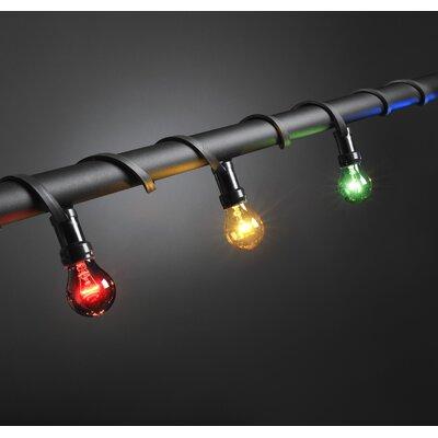 Konstsmide Glühbirnen-Lichterkette 10-flammig