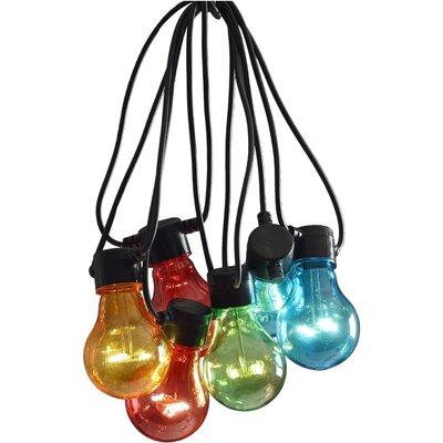 Konstsmide Glühbirnen-Lichterkette 20-flammig