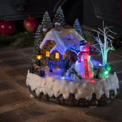Konstsmide LED-Szenerie Haus