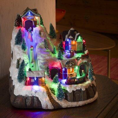 Konstsmide LED-Szenerie Skilift