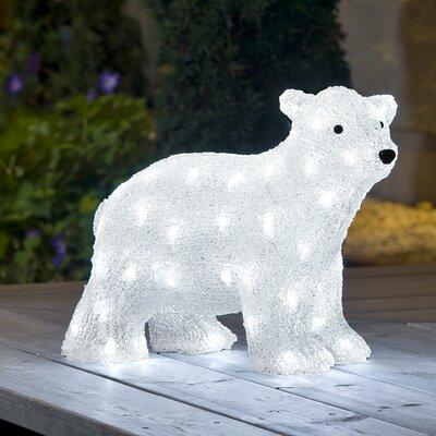 Konstsmide LED Acryl Eisbär