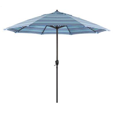 Sunline 9' Market Umbrella Color: Dolce Oasis