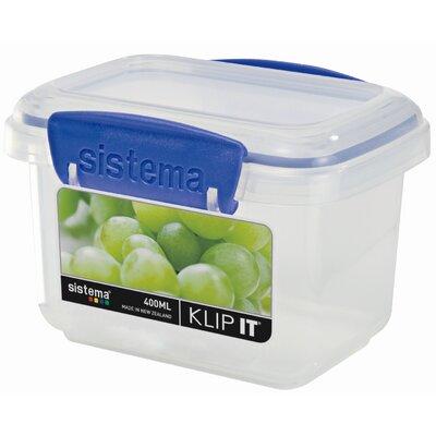 Klip It 13.5 Oz. Food Storage Container