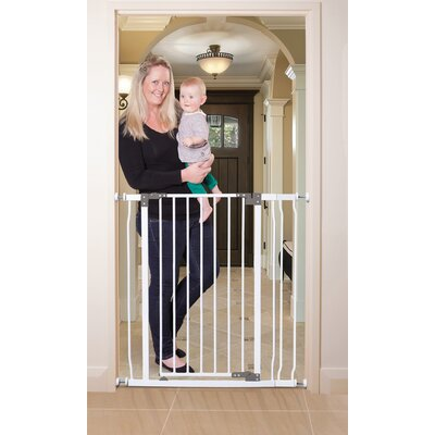 Liberty Extra Tall Stay Open Gate with Extension