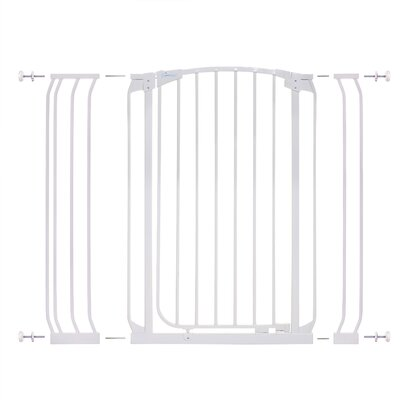 Chelsea Tall Auto Close Safety Gate Color: White