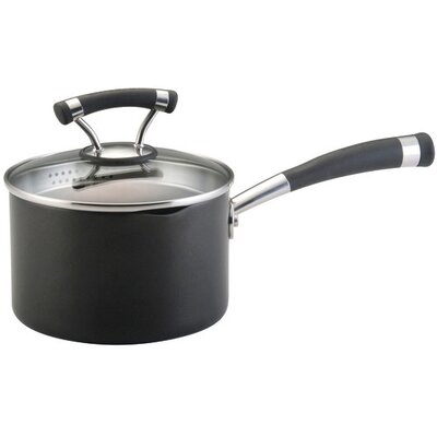 Straining 2 qt. Sauce Pan with Lid