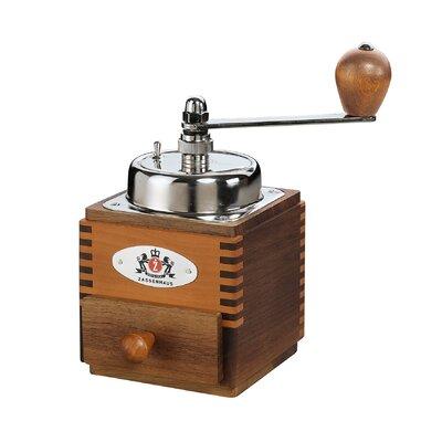 Montevideo Wood Manual Coffee Grinder
