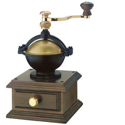 La Paz Beech Wood Manual Coffee Grinder