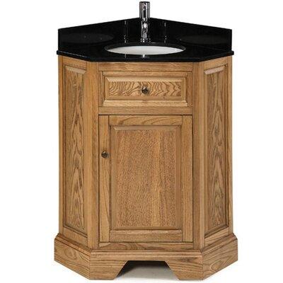 """Pegasus Chesapeake 26"""" Single Corner Bathroom Vanity Set"""