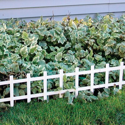 13.3 in. x 33 in. Cape Cod Fence (Set of 50)