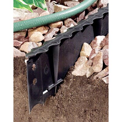5.5 in. x 48 in. Premiere Landscape Edging Color: Black