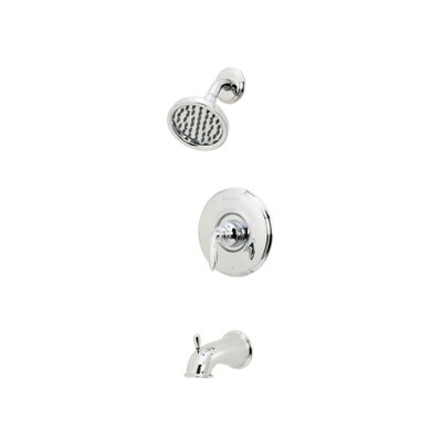 Pfister Avalon Volume Control Tub and Shower Faucet with Lever Handle