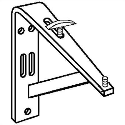 American Standard Mounting Kit for Undermount Sink Installation