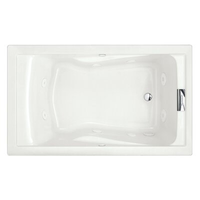 "Evolution 60"" x 36"" Undermount Air Bathtub"