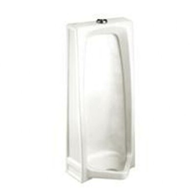 "Stallbrook Sloping Front Stall Urinal and 0.75"" Top Spud Color: White"