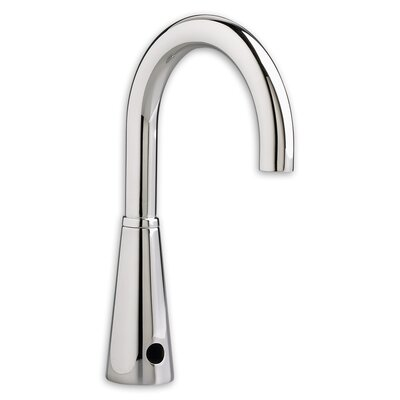Selectronic Single Hole Electronic Faucet Less Handles Flow Rate: 0.5 GPM