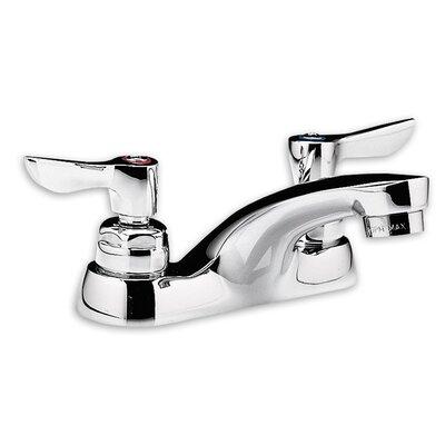 Monterrey Centerset Bathroom Faucet Optional Accessories: Without Drain