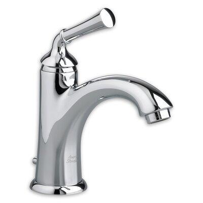 Portsmouth Single Hole Bathroom Faucet with Finish: Polished Chrome