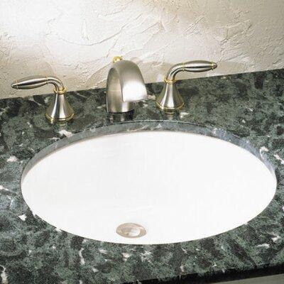 American Standard Ovalyn Large Undermount Bathroom Sink