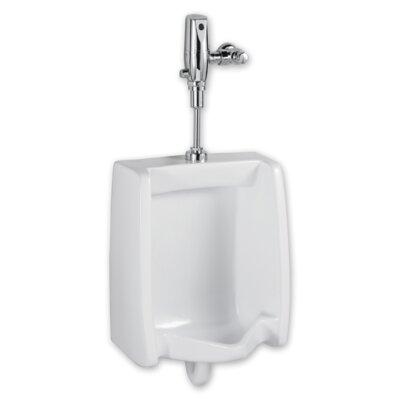 Selectronic Washbrook Urinal with Flush Valve
