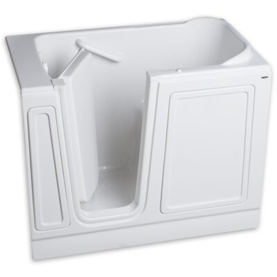 """48"""" x 28"""" Whirlpool Color: White"""
