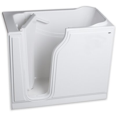 "51.5"" x 29.75"" Whirlpool Color: White"