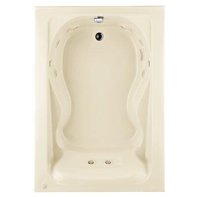 """Cadet 60"""" x 42"""" Drop in Whirlpool Tub"""