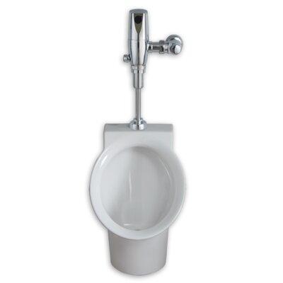 Universal 0.125 GPF High Efficiency Top Spud Urinal