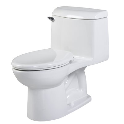 American Standard Champion 4 Right Height 1.6 GPF Elongated 1 Piece Toilet
