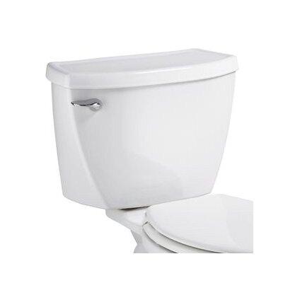 Pressure Assist 1.6 GPF Toilet Tank Color: White