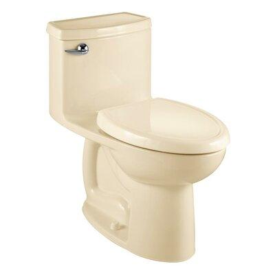 Cadet Compact 3 Flowise 1.28 GPF Elongated One-Piece Toilet Color: Bone