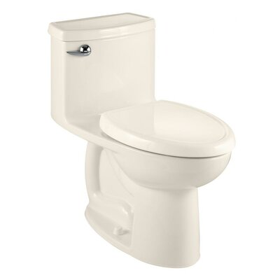 Cadet Compact 3 Flowise 1.28 GPF Elongated One-Piece Toilet Color: Linen