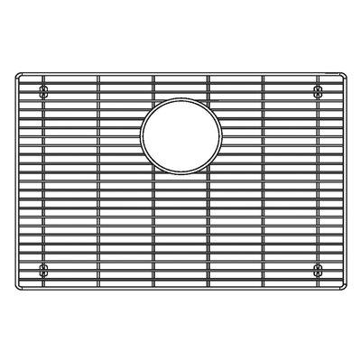 "26"" x 17"" Stainless Steel Sink Grid"