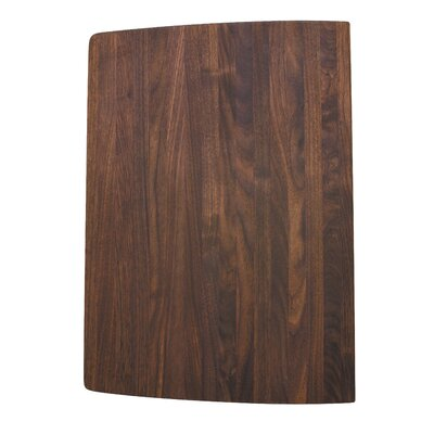 "19"" x 13.25"" Wood Cutting Board"