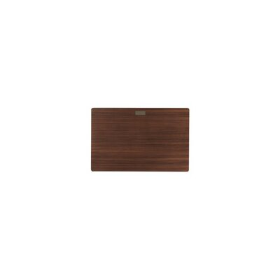 Attika Walnut Compound Cutting Board