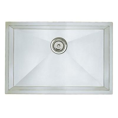 "Blanco Precision 25"" x 18"" Single Bowl Undermount Kitchen Sink"